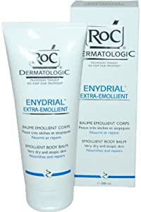 Roc Enydrial Extra Emollient Body Balm 200ml Very Dry/Atopic Skin