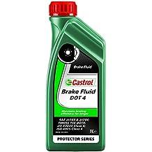 Castrol 15036B - Líquido de frenos (1 l, para vehículos DOT ...