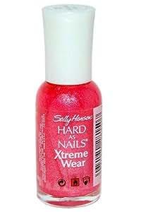Sally & Hansen Hard As Nail Extrem Wear, Strawberry Lcng