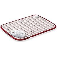 Beurer HK Comfort Heating Pad with Cosy Fleece Finish