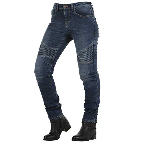 Overlap Imola Smalt Jeans mujer homologados ruta, azul, talla 30
