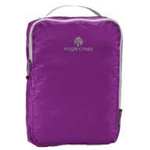 Eagle Creek Packtasche Pack-It Specter Cube - Übersicht beim Reisen durch Tasche in Tasche System, white/strobe grape