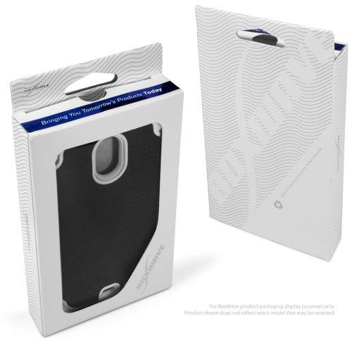 BoxWave Resolute OA3 Apple iPhone 5 Étui de Protection 3-en - 1 Etui Housse en Hybride avec support pliable avec 3 couches durables pour Apple iPhone 5-Protection pour iPhone 5 (Adamant