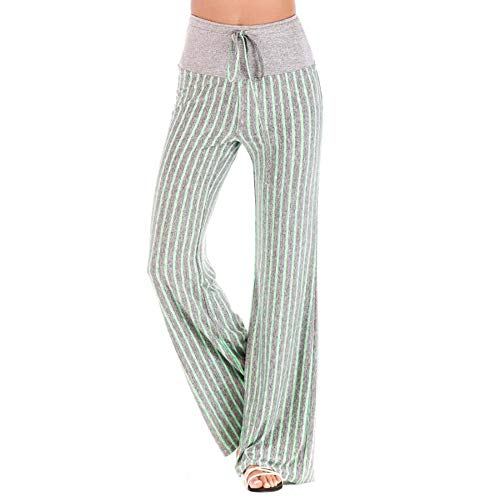 Hose Kostüm Bottom Bell - kasonj Yoga-Hosen der Frauen Bell Bottom Hohe Taillenhose Fitness-Sport-Trainingshose