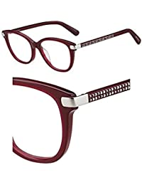 Jimmy Choo Gafas de sol para hombres 51/17/140 Opal Borgoña