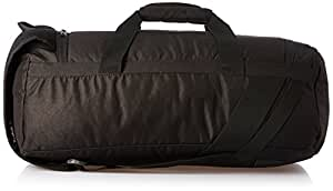 Reebok Synthetic 26 cms Black Travel Duffle (CE8367)