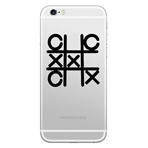 cker für iPhone 8 & 8 Plus / iPhone 7 & 7 Plus, iPhone 6s & 6s Plus, iPhone 6 & 6 Plus / Aufkleber / Decal / bekanntes Spiel ()