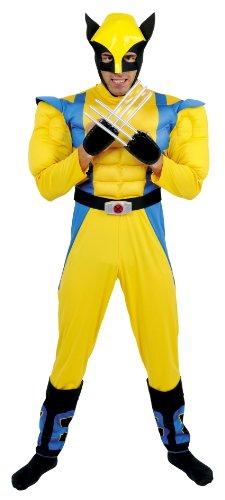 Wolverine™- Kostüm für Herren - Grösse M