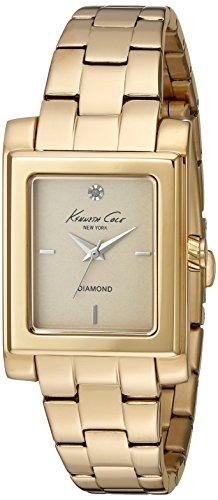 Kenneth Cole 10022542 Genuine Diamond Analog Watch For Women