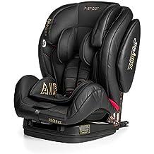 Innovaciones MS Encore Sport Fix 851 silla auto, grupo 1/2/3 (9-36 kg) color negro/ beige