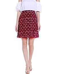 Printed Boho Skirt