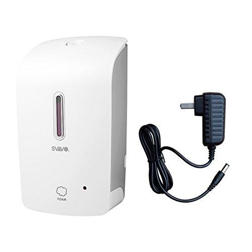 Wandhalterung,Automatischer sensor seifenspender,Dusche dispenser,Schaum maschine Küche Home Hotel Dusche gel shampooflasche Gel-duschkabine-Steck den Strom an (Gel-glas-seifenspender)