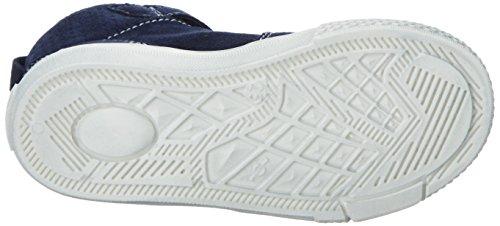 Richter Kinderschuhe Mose, Sneakers basses garçon Blau (atlantic/grass)