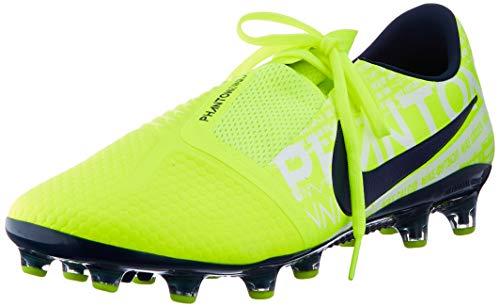 Nike Unisex-Erwachsene Phantom Venom AG-Pro Fußballschuhe, Gelb (Volt/Obsidian-Volt 717), 38.5 EU
