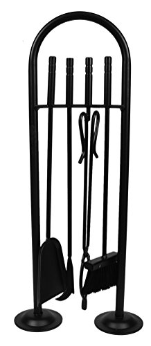 Imex El Zorro 10070 Pack de 4 piezas para chimenea (70 cm)