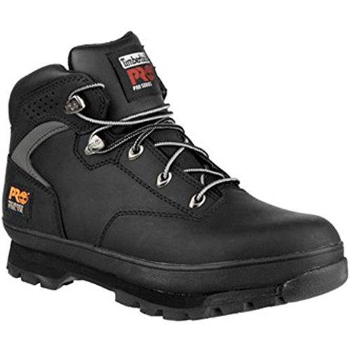Timberland Timberland Black Euro Hiker 2G Safety Boot, Stivali uomo, Nero (nero), 40.5