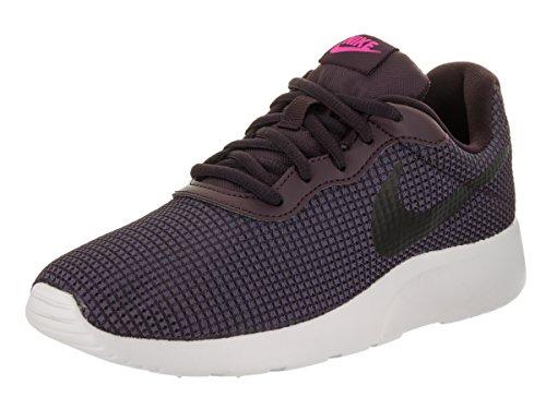 Nike WMNS Tanjun, Chaussures de Running Compétition Femme, Multicolore (Black/MTLC Red Bronze 005), 39 EU