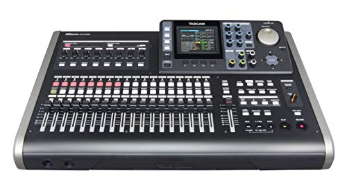 Tascam DP-24SD - Portastudio digital de 24 pistas