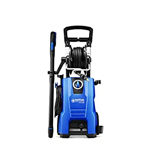 Nilfisk D 140 bar Pressure Washer with Power Grip Control