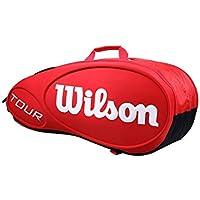Wilson 73250184300000 - Bolsa de tenis, talla única