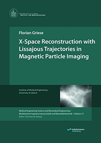X-Space Reconstruction with Lissajous Trajectories in Magnetic Particle Imaging (Medical Engineering Science and Biomedical Engineering) -