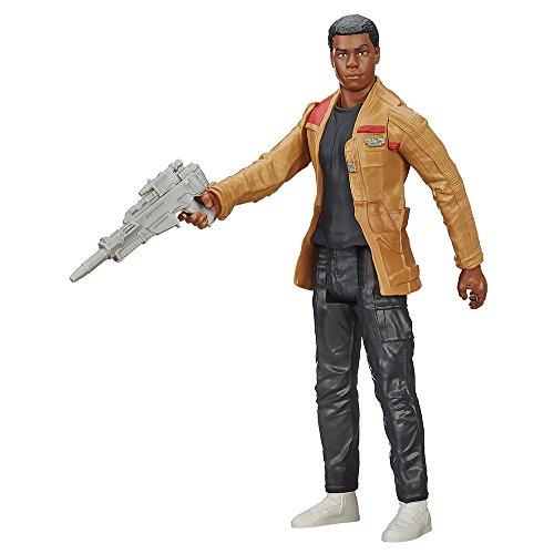 Star Wars - Figura Finn, 30 cm (Hasbro B3910ES0)