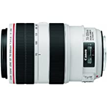 Canon EF 70-300mm f/4-5.6 IS USM - Objetivo (SLR, 19/14, telephoto, 89 mm, 67 mm, 143 mm)