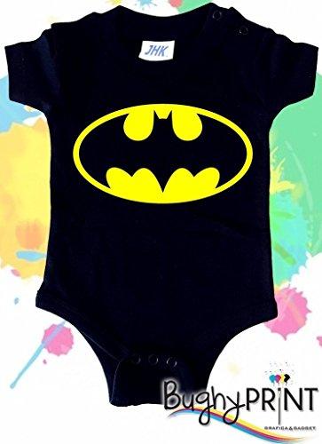 BODY tutina bimbo neonato Batman 3 mesi