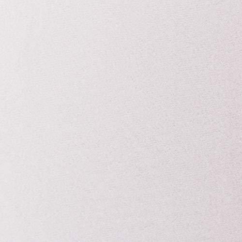 #18 Etérea Teddy Flausch Kinder-Spannbettlaken, Spannbetttuch, Bettlaken, 18 Farben, 60×120 cm – 70×140 cm, Weiss - 3