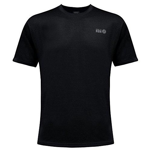 Time To Run Men's Favourite Short Sleeve Running Gym T Shirt Test