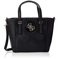 Guess Womens Tote Bag, Black - SL718677