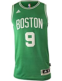 Camiseta Tirantes (Tank Top) adidas – NBA Boston Celtics Int Swingman #9 Verde