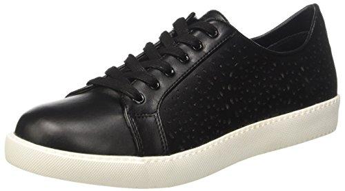 North Star 5416204, Sneaker a Collo Alto Donna Nero