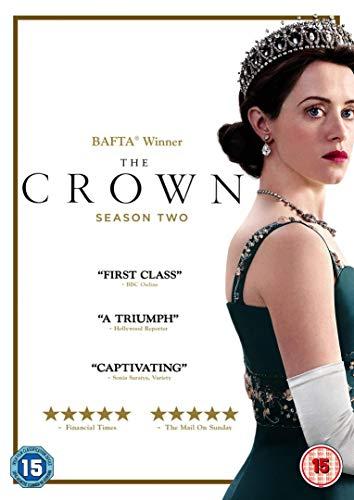 The Crown Season 2 Dvd 2018