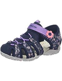 0dff48cb0 Geox - Sandalias de vestir   Zapatos para niña  Zapatos y ... - Amazon.es