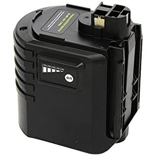 AccuPower battery suitable for Bosch GBH24VRE, GBH24VFR, 2607335082 P283CH