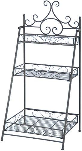 Esschert Design Etagère escalier Pliante