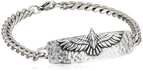 Aguila Pamela Love Bracelet d'identité argent