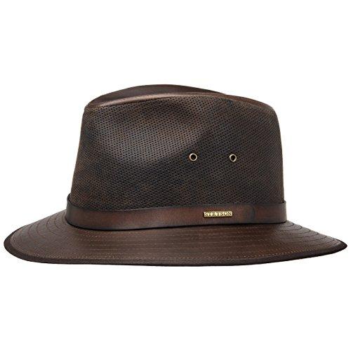 chapeau-sikeston-traveller-stetson-chapeau-pour-homme-chapeau-dete-l-58-59-marron