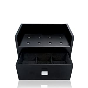 Beco Boxy Uhrenbeweger Grundplatte mit Uhrenkasten 2