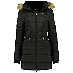 Geographical Norway Chaqueta Mujer Abby Negro 01