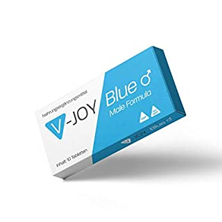 V-JOY Blue - Für aktive Männer -10 Kapseln hochdosiert