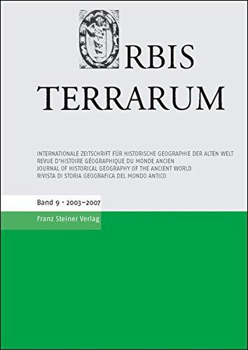 Orbis Terrarum 14 (2016)