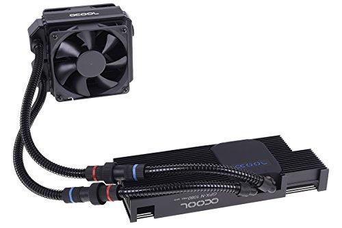 Alphacool hielo lobo 120GPX NVIDIA GeForce GTX 1080M10–negro