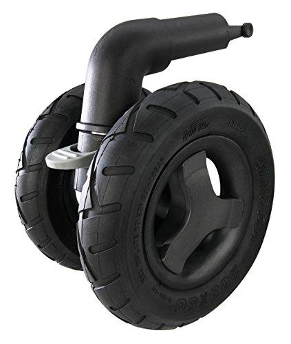 Quinny 70900000 - Forcella 3 ruote gonfiabili per passeggino Quinny Buzz/ Buzz Xtra, nero