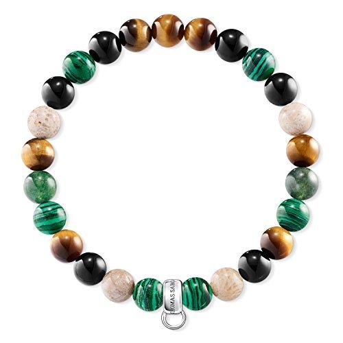 Thomas Sabo Femme Argent Bracelets charms - X0217-947-7-L18.5