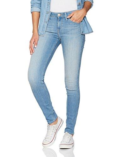 Lee Damen Skinny Jeans Scarlett, Blau (70S Fresh Blue Pfdq), W31/L31 (Pocket Leder Hose 5)
