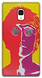 The Racoon Lean lennon hard plastic printed back case / cover for Xiaomi Redmi
