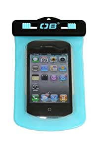 Overboard Waterproof iPhone Case - Aqua Blue
