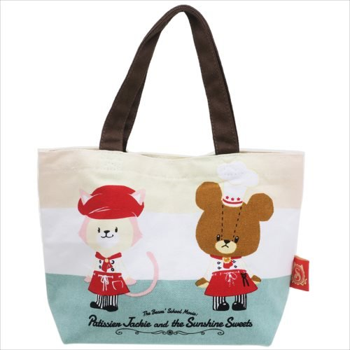 4930972444266 Movie bears school mini tote bag/pastry chef (Chef Pastry)